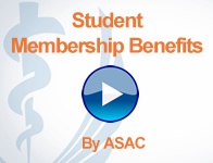 Student member benefits Video tile