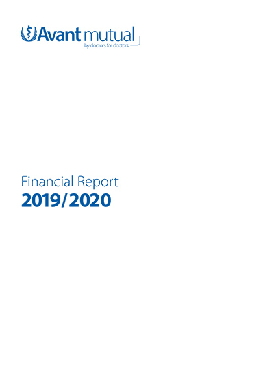 2020 Financial Report