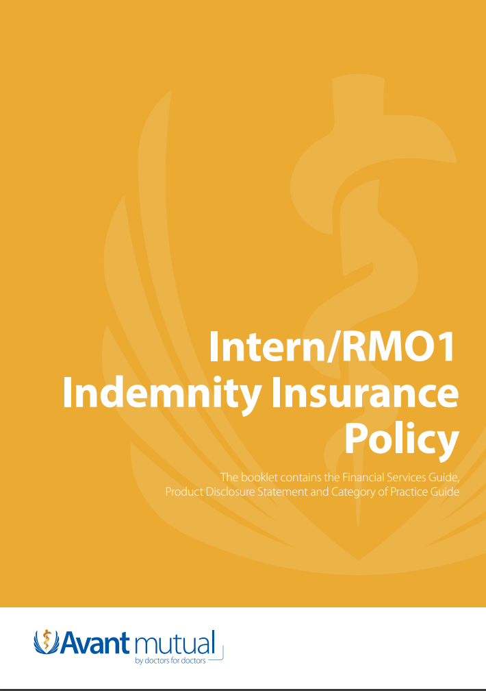 Intern policy booklet